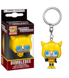 Pocket Pop! Keychain - Bumblebee
