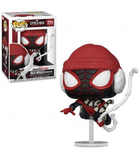 Pop! Miles Morales (Winter Suit) [771]