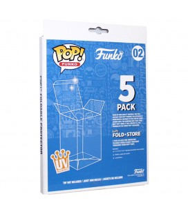 POP! Foldable Protector (Pack de 5)