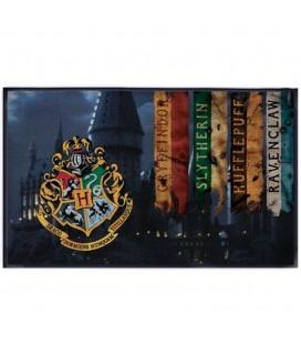 Tapis Hogwarts