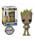 Pop! Teen Groot with Video Game LE [297]