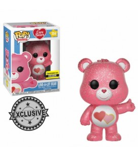 Pop! Love-A-Lot Bear Glitter LE [354]