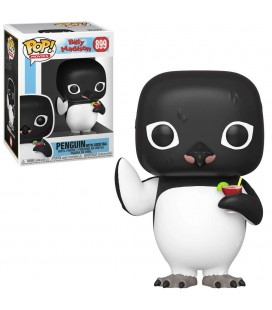 Pop! Penguin (with Cocktail) [899]
