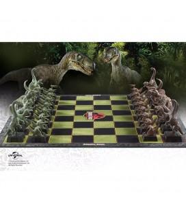 Réplique Échiquier Jurassic Park - Noble Collection