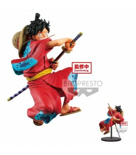 Figurine Monkey D. Luffy - King Of Artist