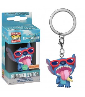 Pocket Pop! Keychain - Summer Stitch Edition Limitée