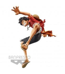 Figurine King Of Artist Monkey D. Luffy