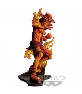 Statuette One Piece Stampede Posing Series Portgas D. Ace