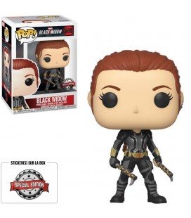 Pop! Black Widow Edition Limitée [609]
