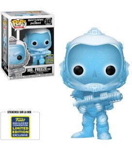 Pop! Mr. Freeze (Batman & Robin) SDCC 2020 [342]