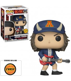 Pop! Angus Young Chase Edition Limitée [91]