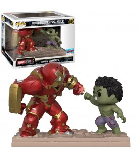 "Pop! Hulkbuster Vs. Hulk ""Movie Moments"" NYCC 2018 [394]"