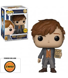 Pop! Newt Scamander Chase Edition Limitée [14]