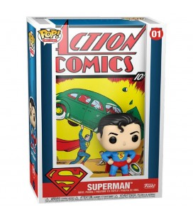 Pop! Comic Covers Superman [01]