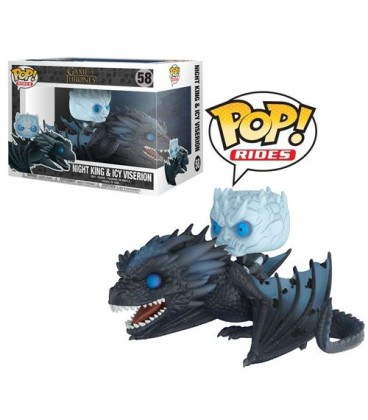 Pop! Night King & Icy Viserion [58]