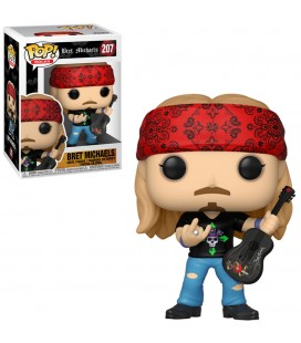 Pop! Bret Michaels [207]