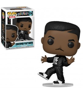 "Pop! Christopher ""Play""Martin [214]"