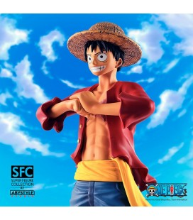 Monkey D. Luffy Figurine SFC [08]