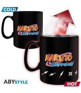 Mug Naruto Multiclonage Thermoréactif