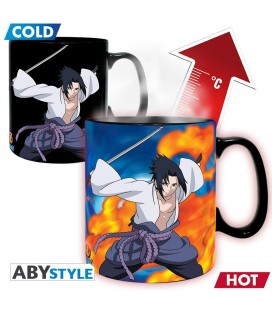 Mug Naruto Duel Thermoréactif