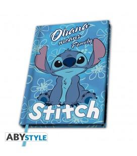 Cahier Stitch A5