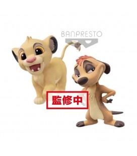 Fluffy Puffy Simba & Timon