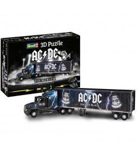 Puzzle 3D AC/DC Tour Truck & Trailer
