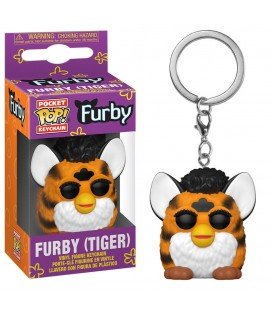 Pocket Pop! Keychain - Furby (Tiger)