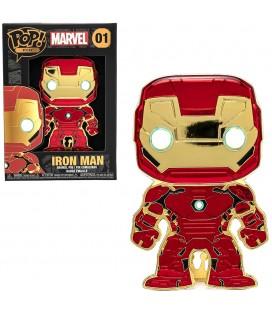 Pop! Pin Iron Man [01]