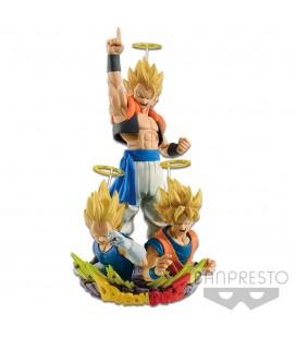 Figurine Bustes Figuration Goku & Vegeta