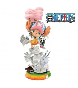 Statuette Tony Tony Chopper Special Collaboration Challenge from GReeeeN