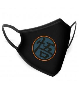 Masque Tissu Dragon Ball Emblem Adulte KM