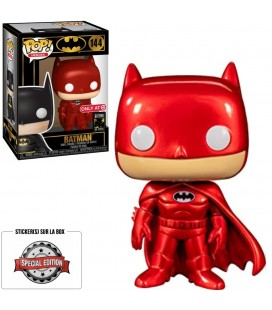 Pop! Batman Metallic Edition Limitée [144]