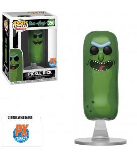 Pop! Pickle Rick Edition Limitée [350]