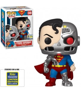 Pop! Cyborg Superman SDCC 2020 Edition Limitée [346]