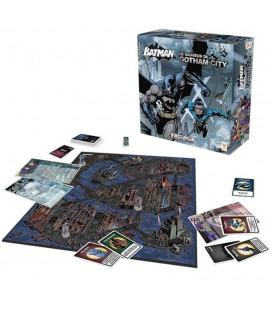 Batman Le Sauveur de Gotham City - Le Jeu de Société