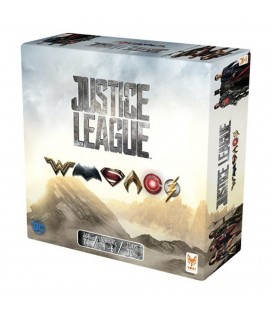 Justice League - Le Jeu de Société