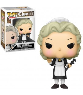 Pop! Mrs. White (Madame Leblanc) Cluedo [51]