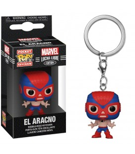 Pocket Pop! Keychain - El Aracno (Spider-Man)
