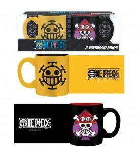 Set de 2 Minis Mugs Ace & Trafalgar