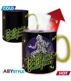Mug BeetleJuice Thermoréactif