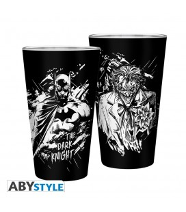 Verre Batman & Joker