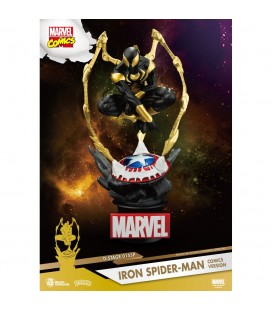 Diorama D-Stage Iron Spider-Man Comic Version