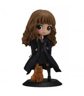 Qposket Hermione Granger & Crookshanks