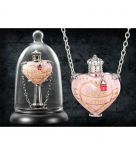 Pendentif Love Potion avec son présentoir - Noble Collection
