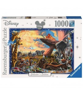 Puzzle Collector's Edition Le Roi Lion (1000)