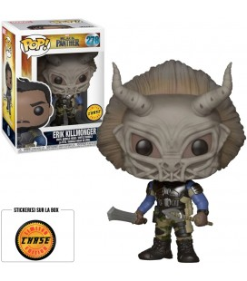 Pop! Erik Killmonger Chase Edition Limitée [278]