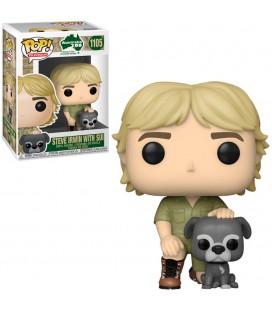 Pop! Steve Irwin & Sui [1105]