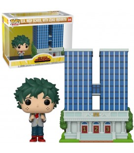 Pop! Town U.A. High School & Izuku Midoriya [04]
