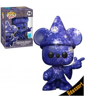 Pop! Disney Artist Series Sorcerer Mickey (Pop! Stacks incluse) [14]